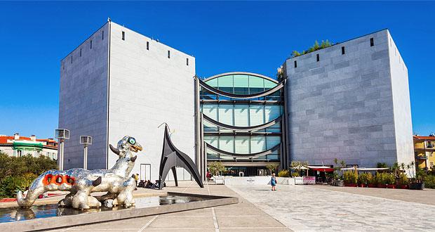 Museum moderne kunst Nice