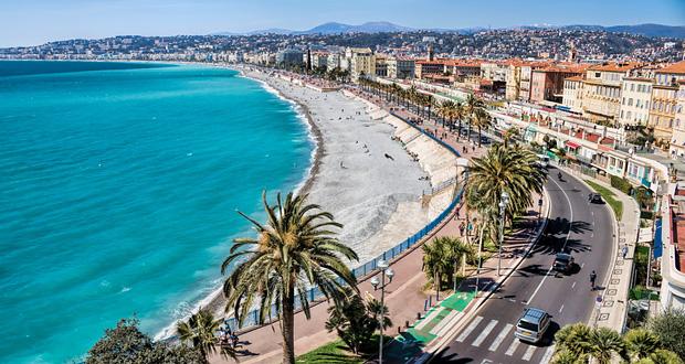 Nice - storby med strand